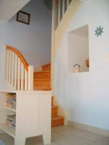 Escalier de la maison