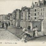 Les planche sur la plage de Wimereux