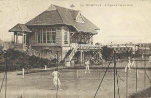 Olympia tennis club de Wimereux