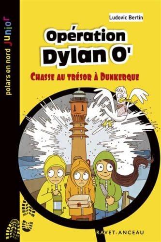 Roman jeunesse qui se passe à Dunkerque